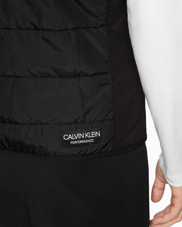 CALVIN KLEIN TRAINING PADDED VEST