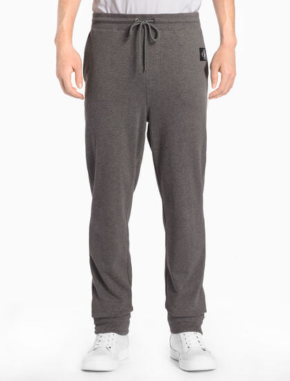 CALVIN KLEIN INSTITUTIONAL JOGGING PANTS