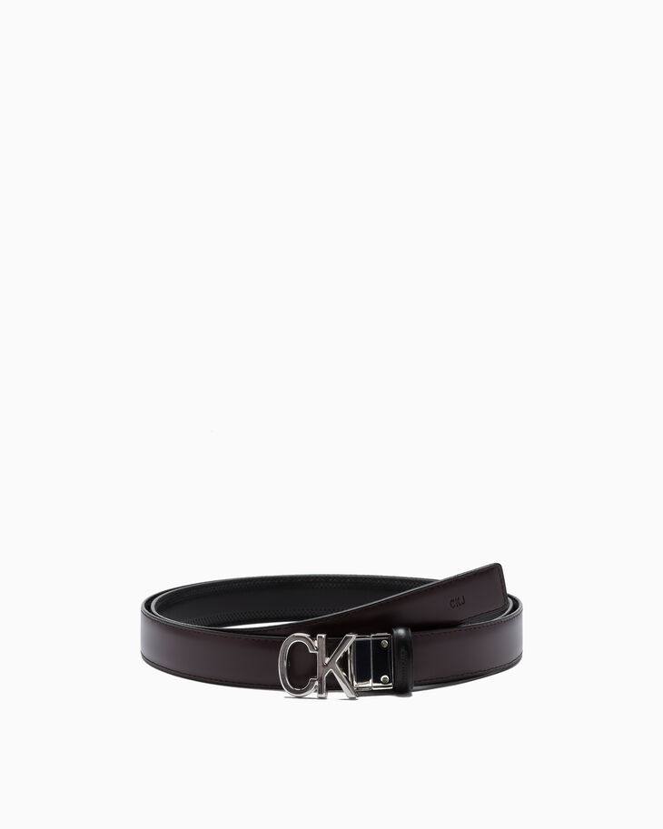 CALVIN KLEIN REVERSIBLE LOGO BELT 24MM