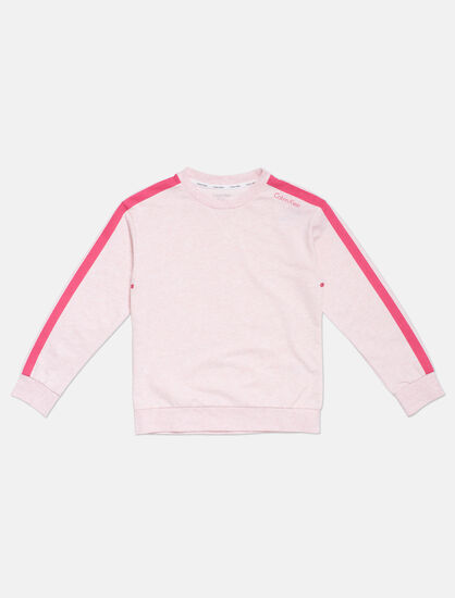CALVIN KLEIN GIRLS SWEATSHIRT