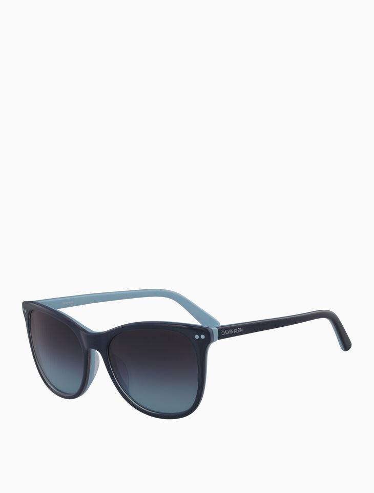 CALVIN KLEIN Square sunglasses
