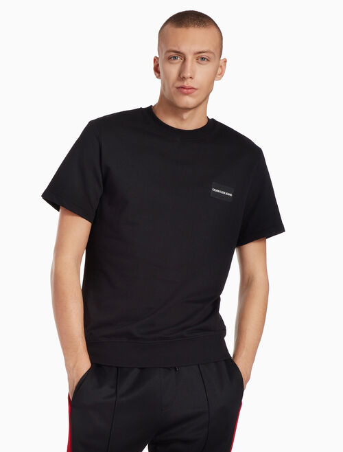 CALVIN KLEIN INSTITUTIONAL ボックスロゴ T シャツ