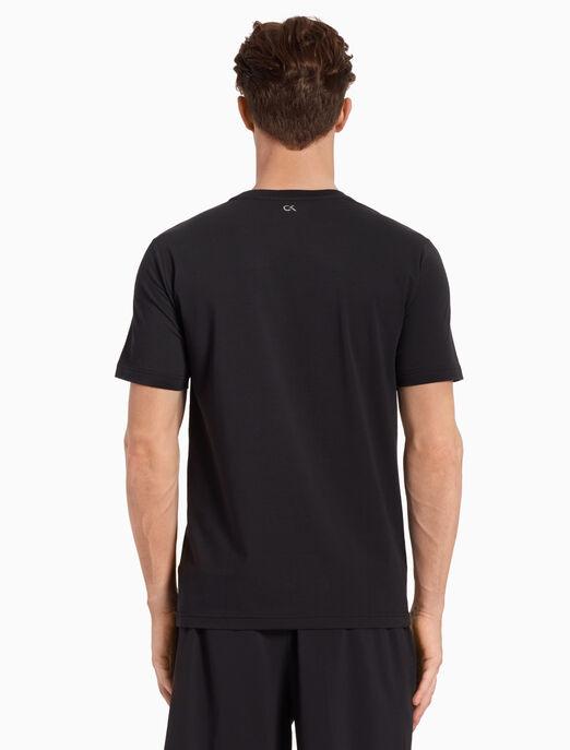 CALVIN KLEIN 로고 반소매 티셔츠