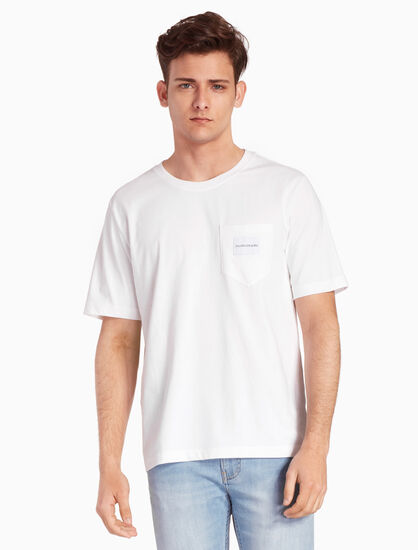 CALVIN KLEIN 37 5 레귤러 반소매 티셔츠