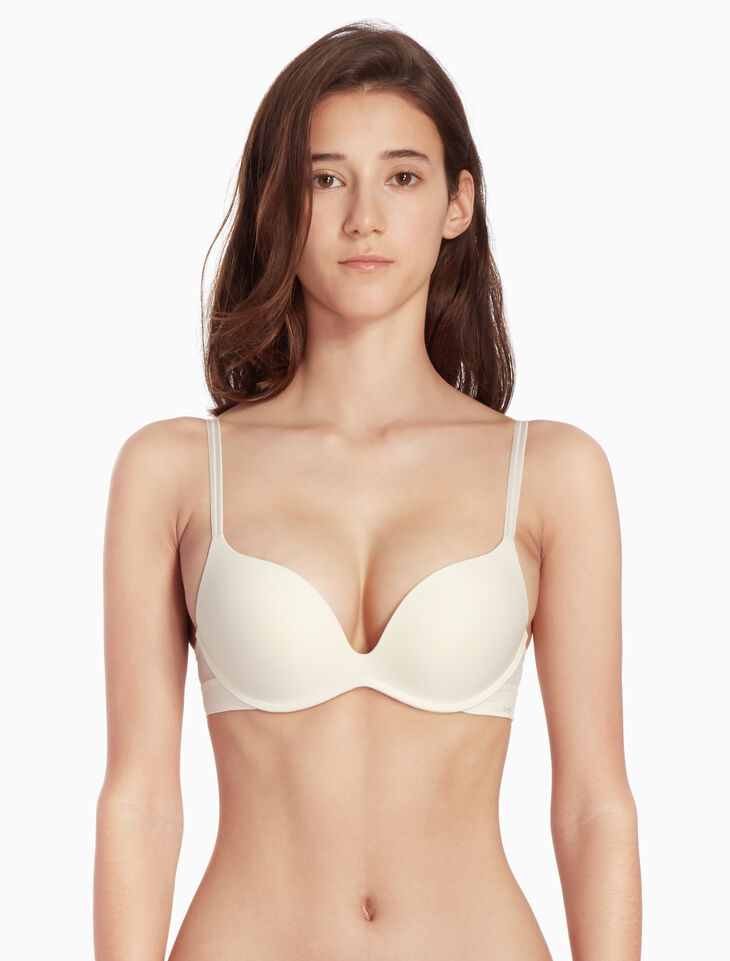 CALVIN KLEIN PUSH POSITIVE PUSH UP PLUNGE BRA