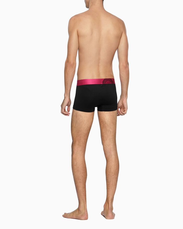 CALVIN KLEIN ICON GRAPHIC MICRO LOW RISE TRUNKS