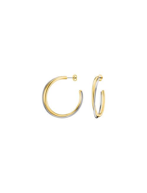 CALVIN KLEIN DOUBLE 耳環