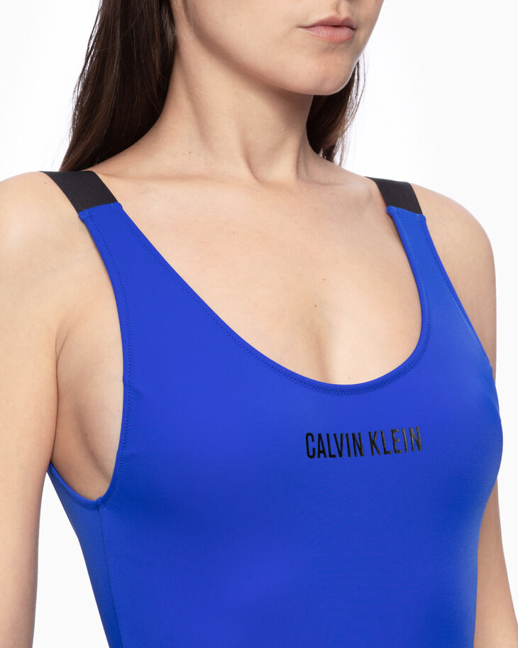 CALVIN KLEIN INTENSE POWER SCOOPED ONE PIECE