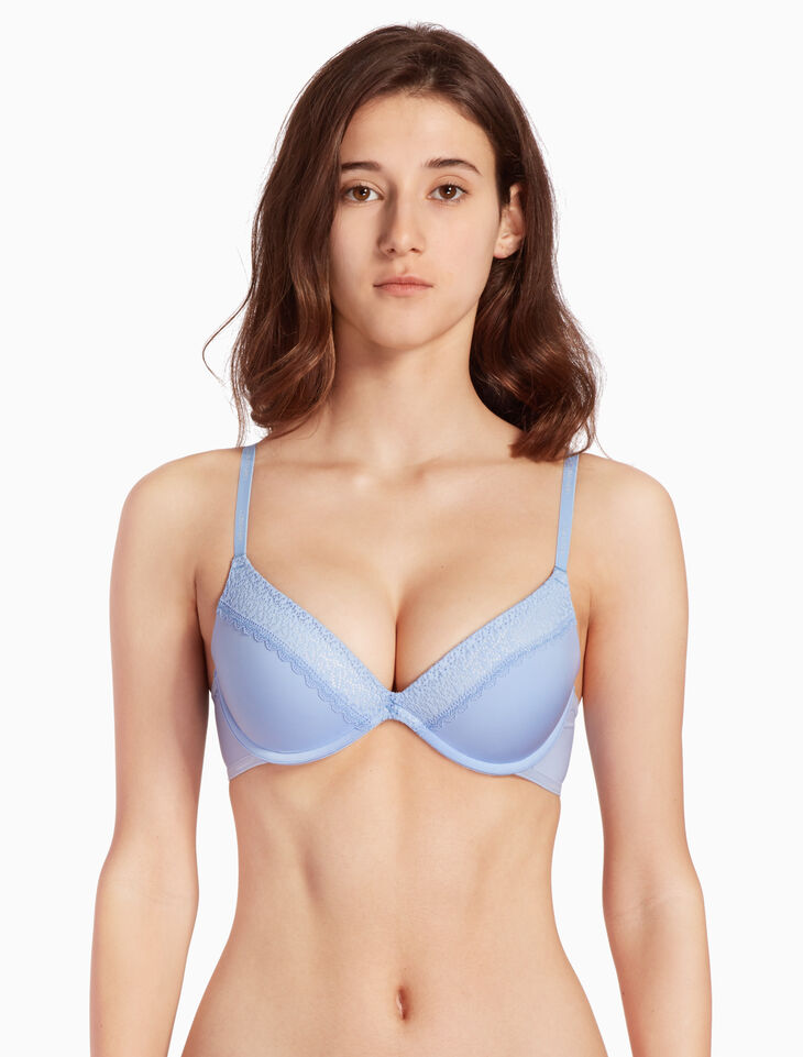 CALVIN KLEIN FLIRTY PUSH UP プランジブラ