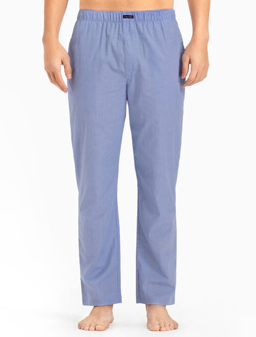 CALVIN KLEIN CHAMBRAY SLEEP SLEEP PANTS