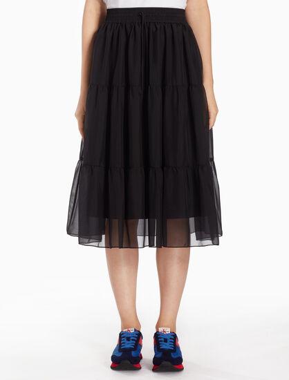CALVIN KLEIN WOVEN FLOWER 裙