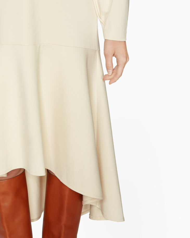 CALVIN KLEIN LIGHTWEIGHT FLARE DRESS