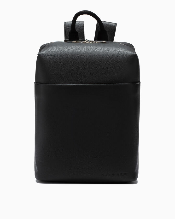 CALVIN KLEIN MICRO PEBBLE BACKPACK WITH POUCH 40CM