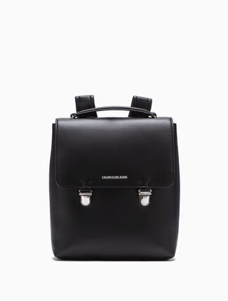 CALVIN KLEIN FLAP BACKPACK