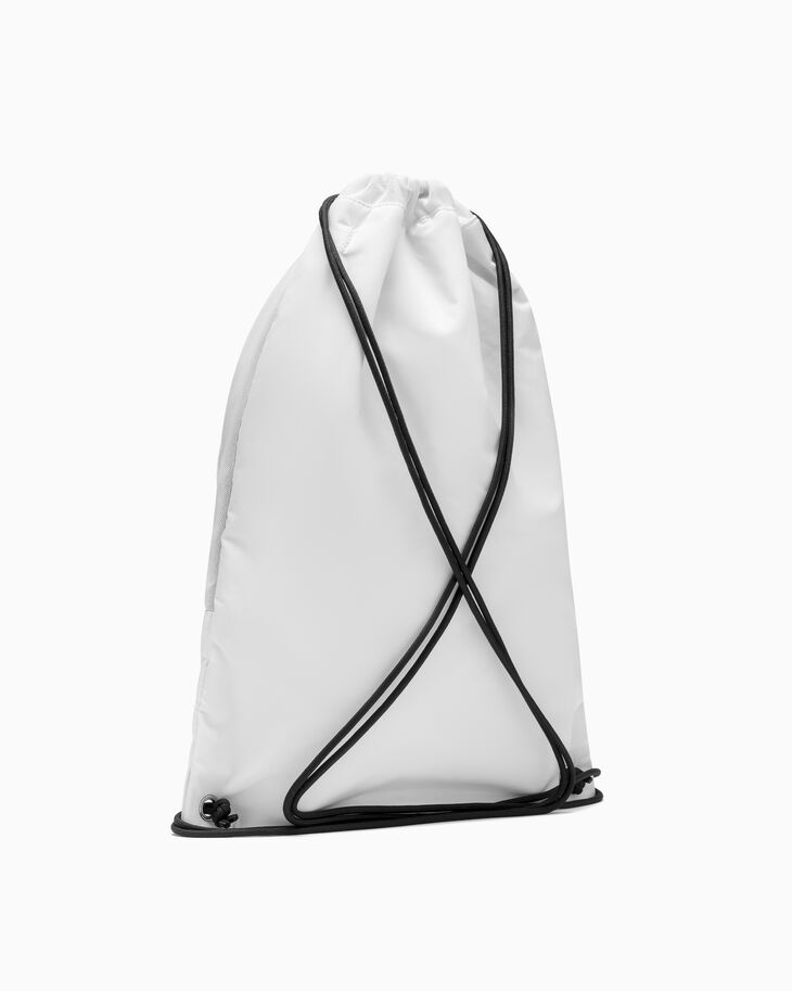 CALVIN KLEIN CINCHED HOLIDAY DRAWSTRING BACKPACK