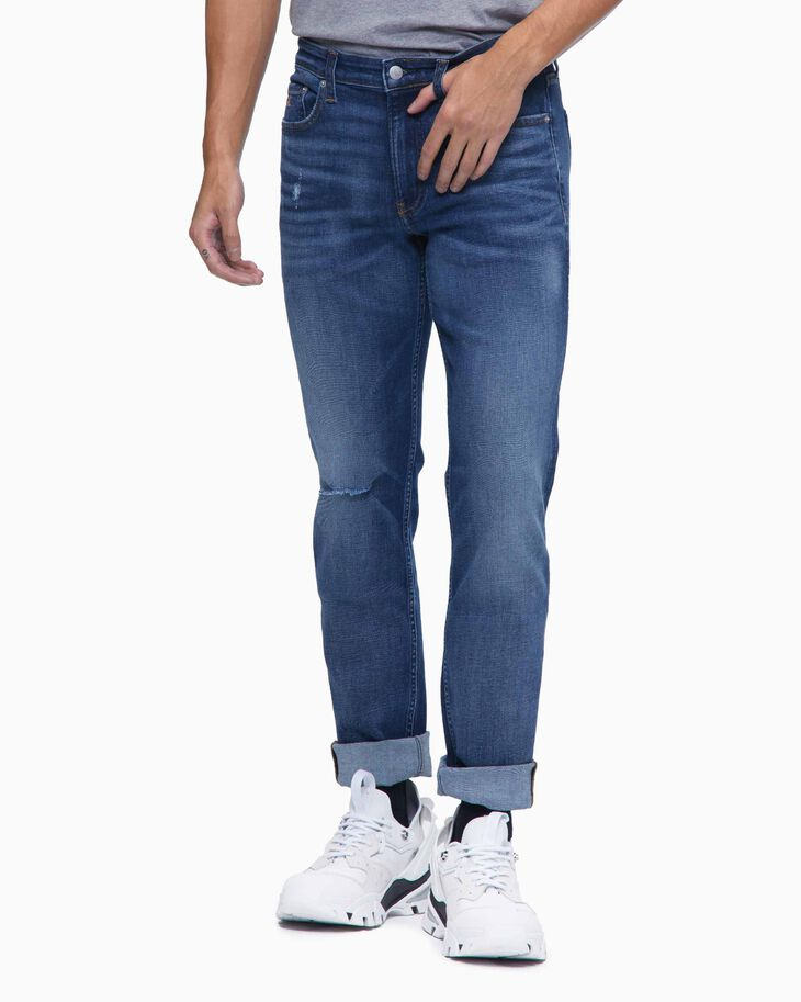 CALVIN KLEIN 37.5 CKJ 027 POWER STRETCH BODY JEANS