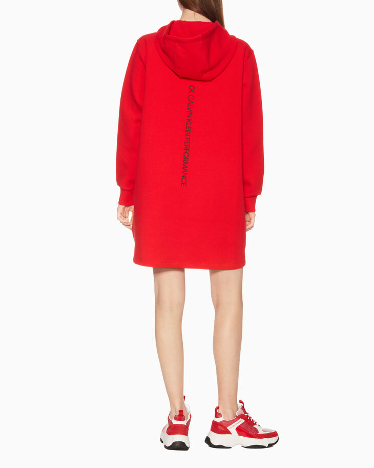 CALVIN KLEIN CNY SPECIAL KNIT DRESS