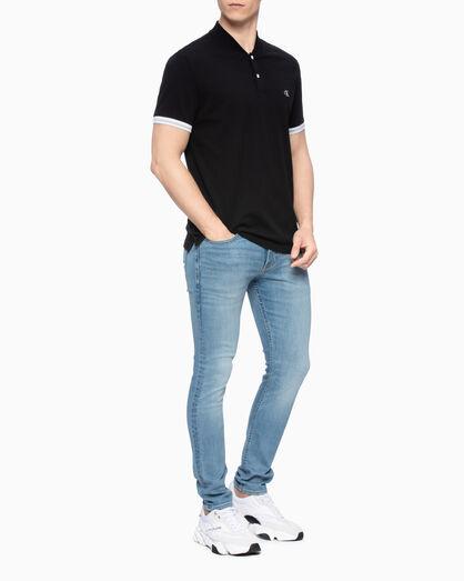 CALVIN KLEIN BASEBALL LOGO 셔츠