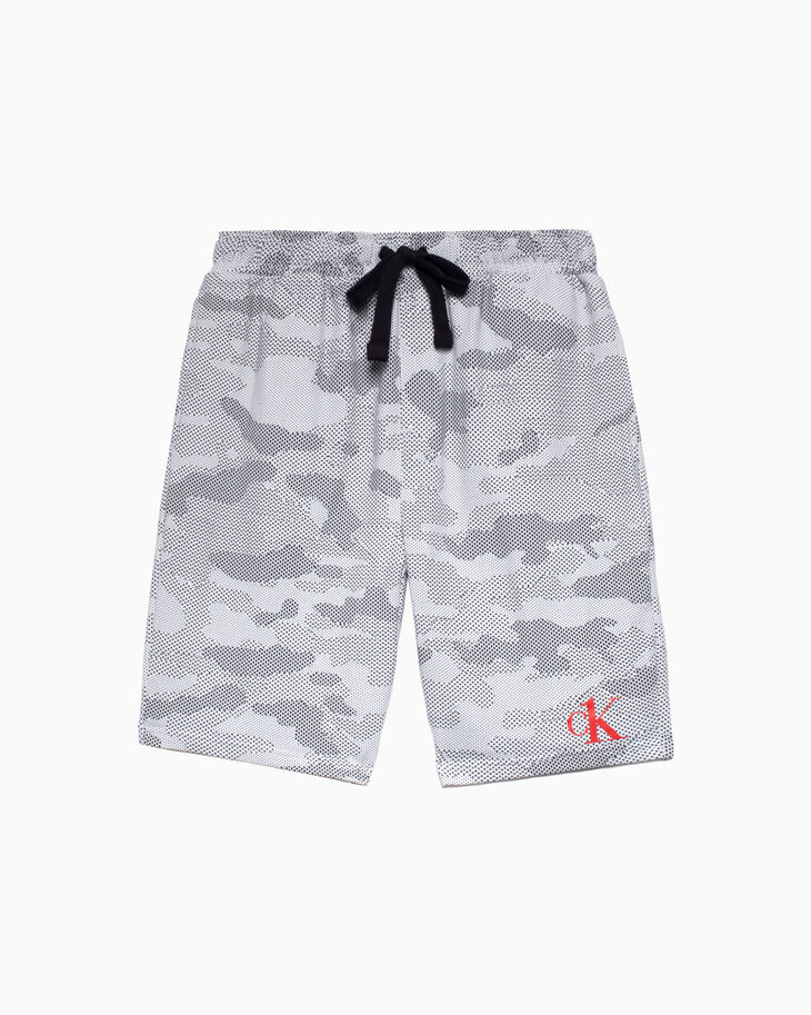 CALVIN KLEIN CK ONE LISTEN LOUNGE SLEEP SHORTS