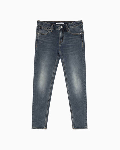 CALVIN KLEIN CKJ 022 WASHED BODY ANKLE JEANS