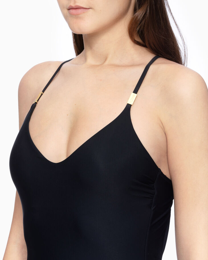 CALVIN KLEIN CORE SOLIDS SWIMSUIT