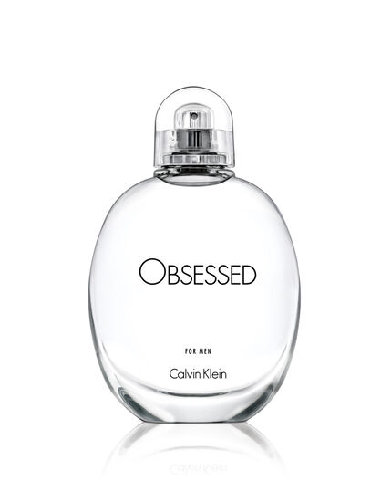 CALVIN KLEIN OBSESSED FOR MEN EAU DE TOILETTE SPRAY 125ml
