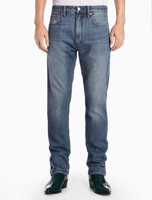 CALVIN KLEIN CKJ 035 MEN STRAIGHT LYON BLUE JEANS