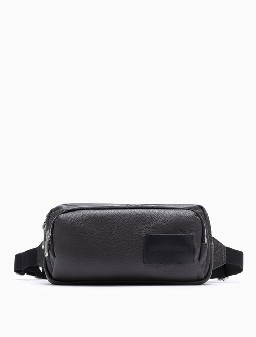 CALVIN KLEIN PEBBLE ESSENTIALS SLING BAG