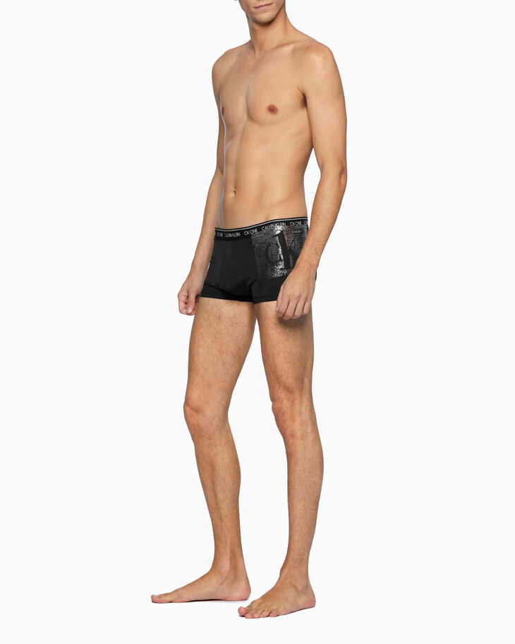 CALVIN KLEIN HOLIDAY FOIL MICRO LOW RISE TRUNKS
