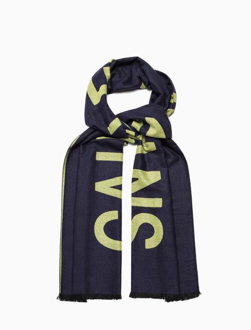 CALVIN KLEIN BILLBOARD LOGO 圍巾