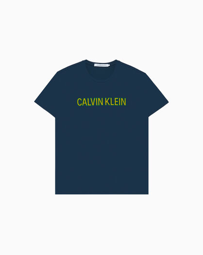 CALVIN KLEIN INSTITUTIONAL LOGO TEE
