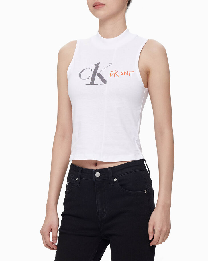 CALVIN KLEIN CK ONE TANK TOP