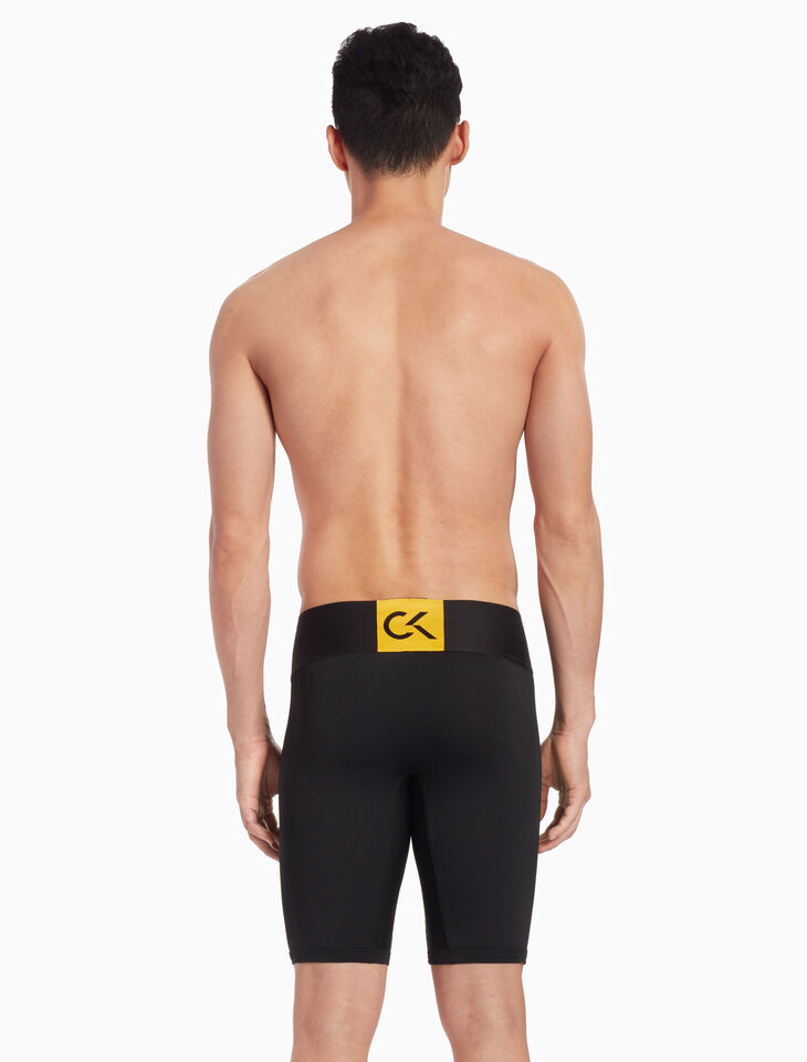 CALVIN KLEIN KNIT CYCLING SHORTS
