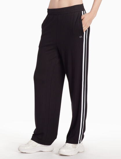 CALVIN KLEIN EXPLORATION SIDE PANEL PANTS