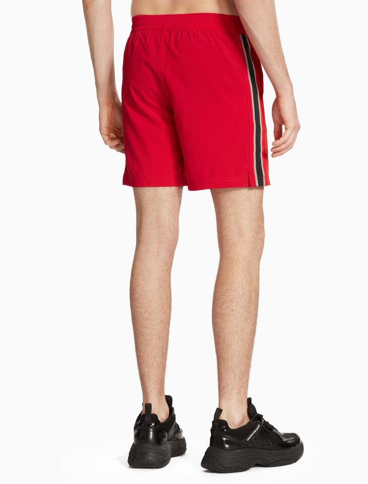 CALVIN KLEIN COOLCORE SIDE STRIPE SHORTS
