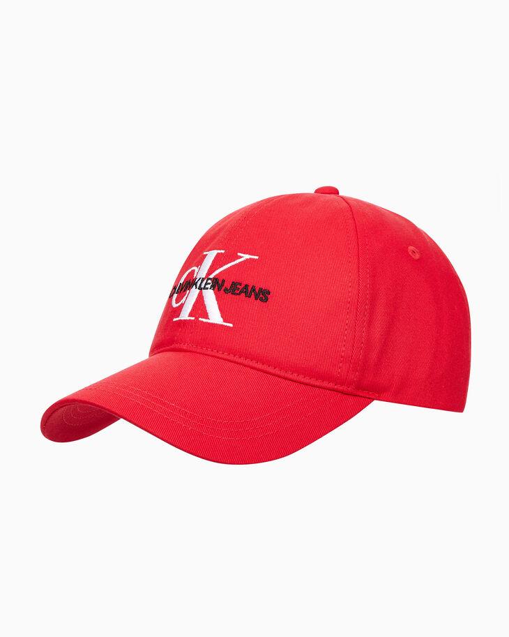 CALVIN KLEIN MONOGRAM CAP