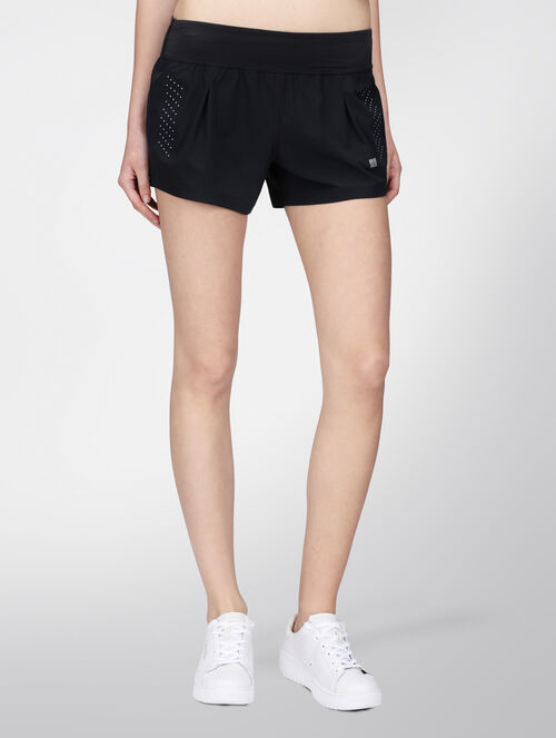 CALVIN KLEIN 4 WAYS STRETCH WORKOUT SHORT