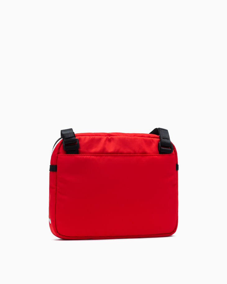 CALVIN KLEIN CIRCLED HOLIDAY CROSSBODY BAG