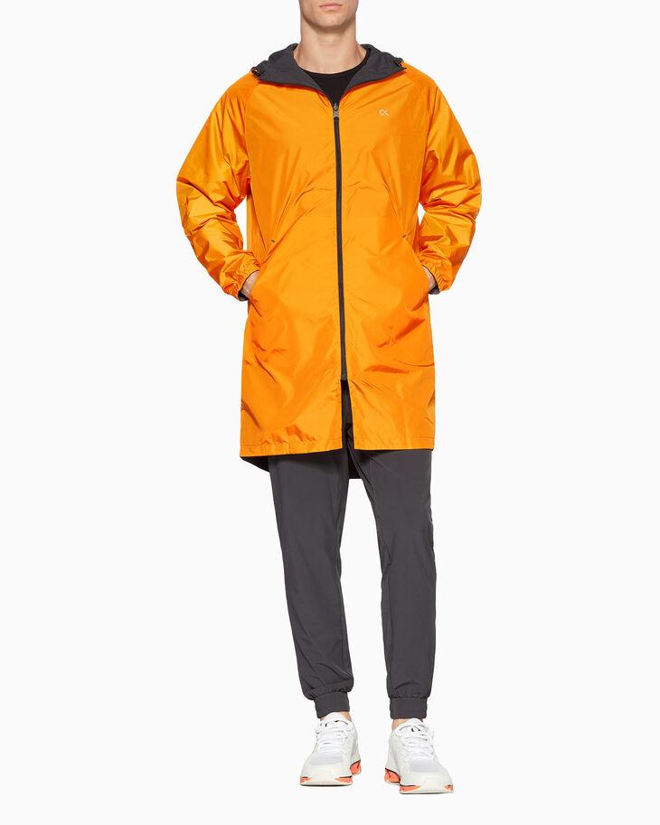 CALVIN KLEIN REVERSIBLE ロングパーカジャケット