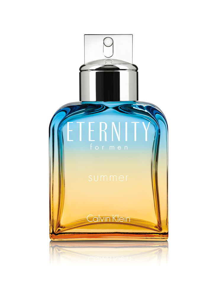 CALVIN KLEIN ETERNITY SUMMER FOR MEN EAU DE TOILETTE 100ML