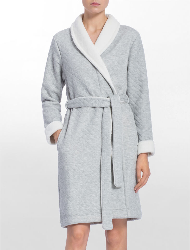CALVIN KLEIN PREMIUM HEAVY WEIGHT ROBE