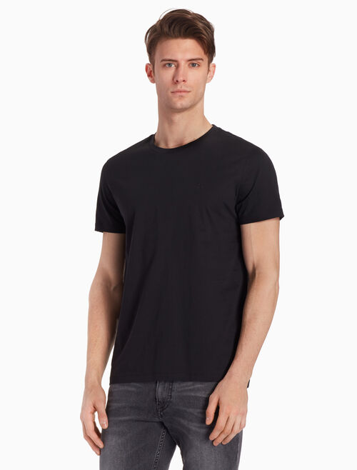 CALVIN KLEIN MERCERIZED COTTON T シャツ