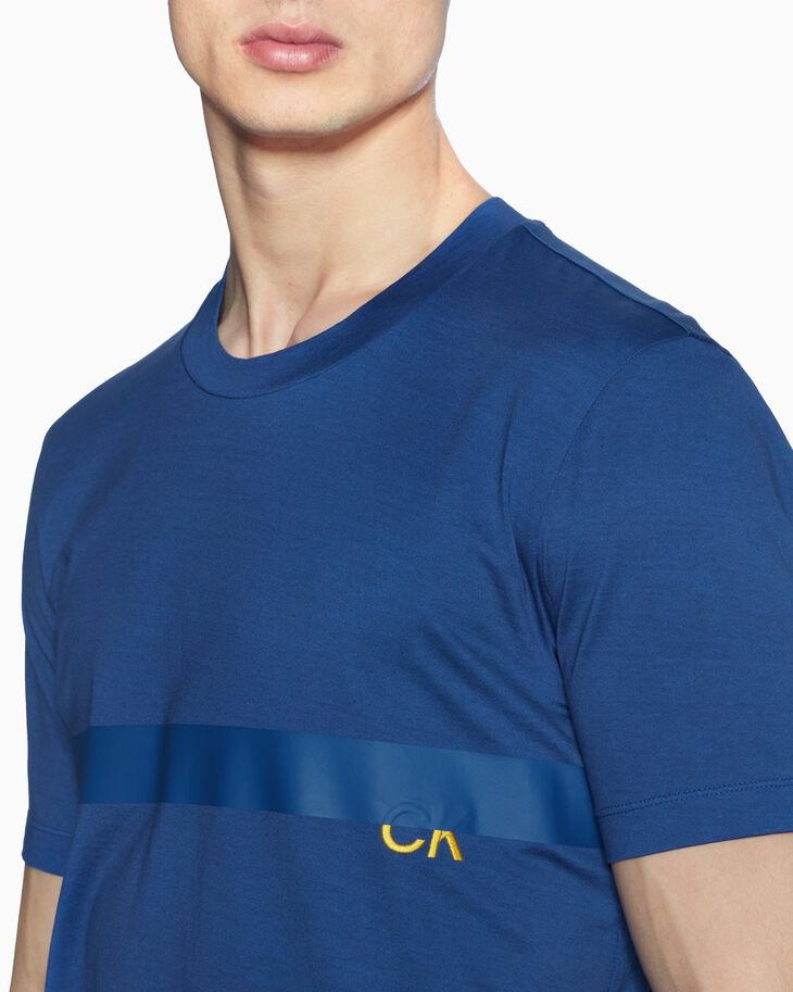 CALVIN KLEIN TONAL FOIL 로고 티셔츠