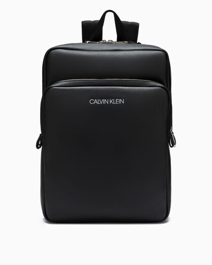 CALVIN KLEIN SMOOTH ESSENTIALS BACKPACK
