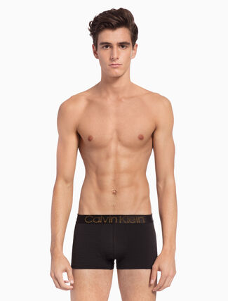 CALVIN KLEIN HOLIDAY TEXTURE LOW RISE TRUNK