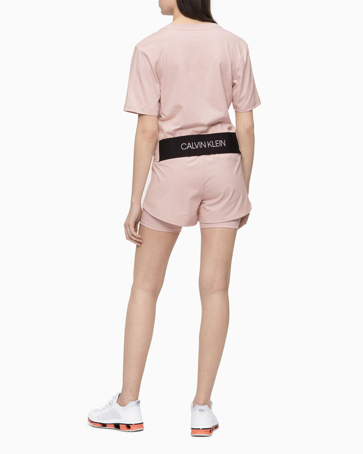 CALVIN KLEIN SUMMER UTILITY 2-LAYER SHORTS