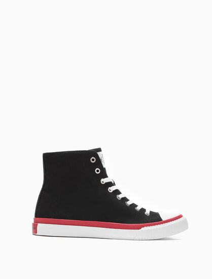 CALVIN KLEIN IONA HIGH TOP SNEAKERS