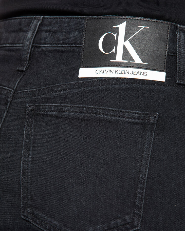 CALVIN KLEIN CK ONE HIGH RISE MINI SKIRT