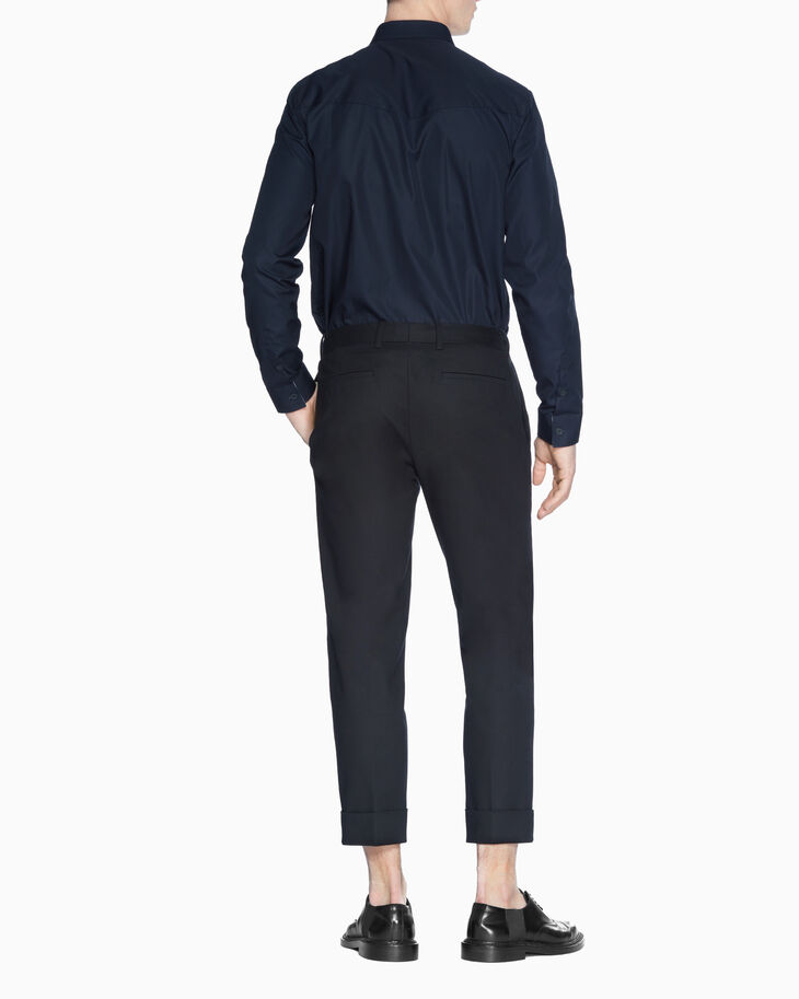 CALVIN KLEIN PERFECT CROPPED PANTS