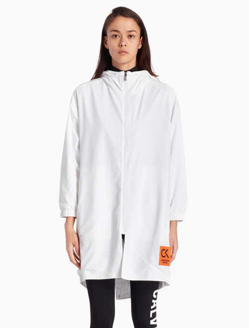 CALVIN KLEIN REVERSIBLE TRENCH COAT